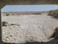 מבט לנחל חווה מתוך מעביר המים