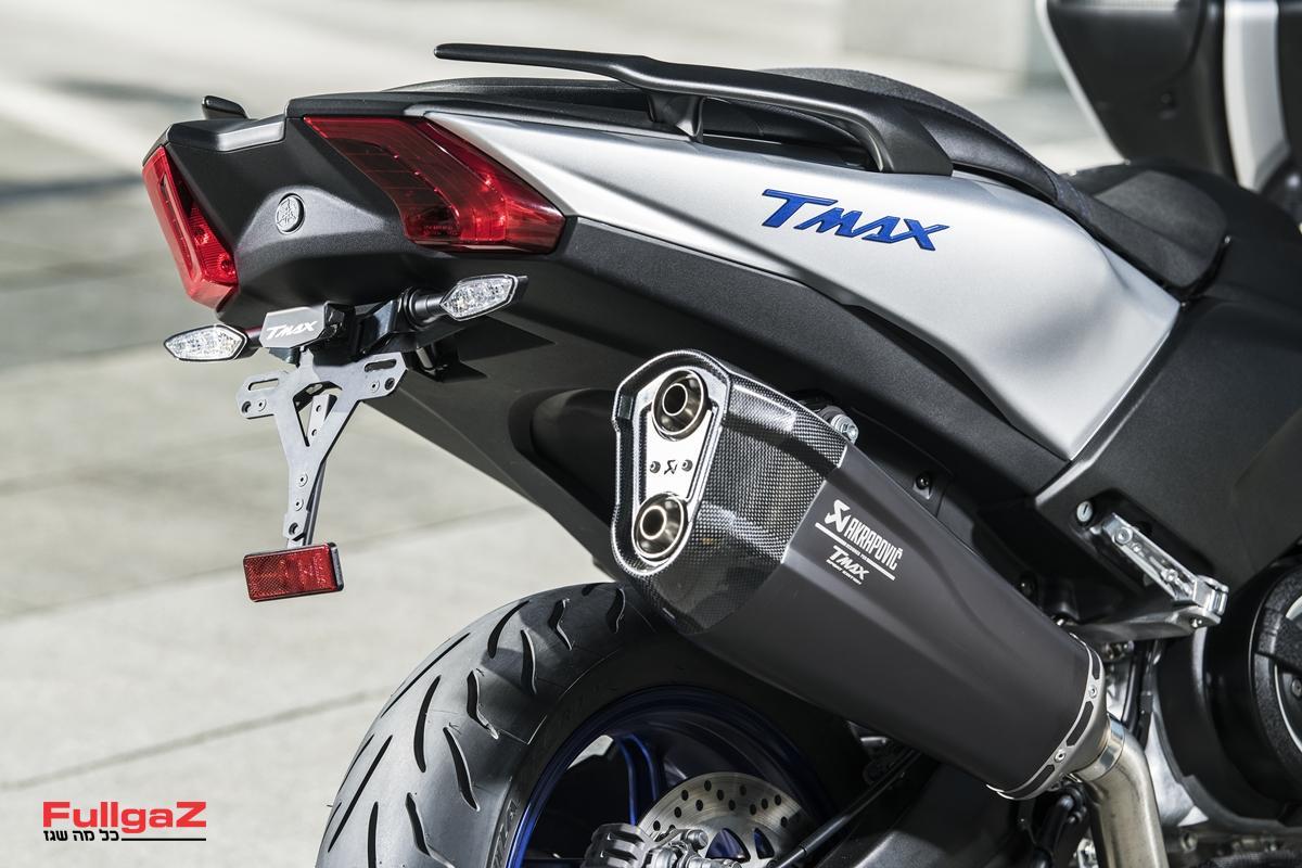 מצטיין ימאהה: גרסת ספורט לטימקס SX ל-2018 - Fullgaz SB-12