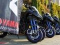 Yamaha Niken press launch