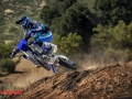 YZ250F action