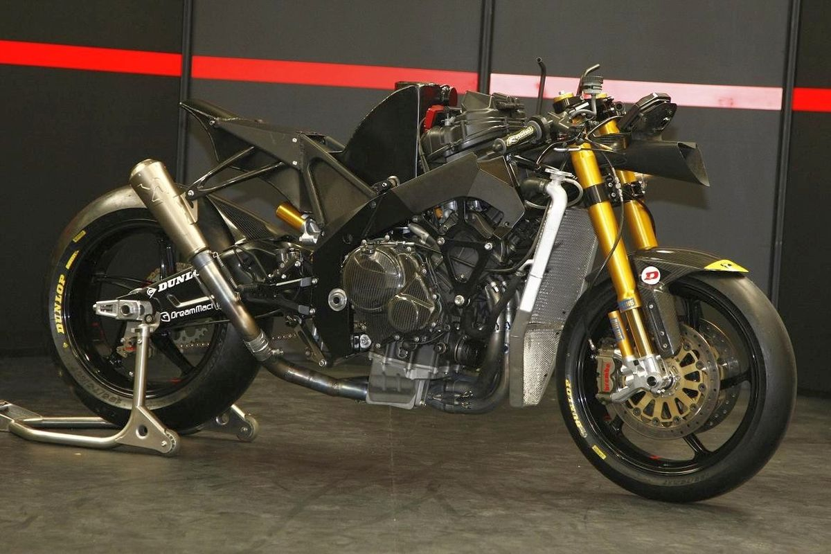 פרוייקט Moto2 של האריס. בקרוב קבוצתה של רויאל אנפילד?