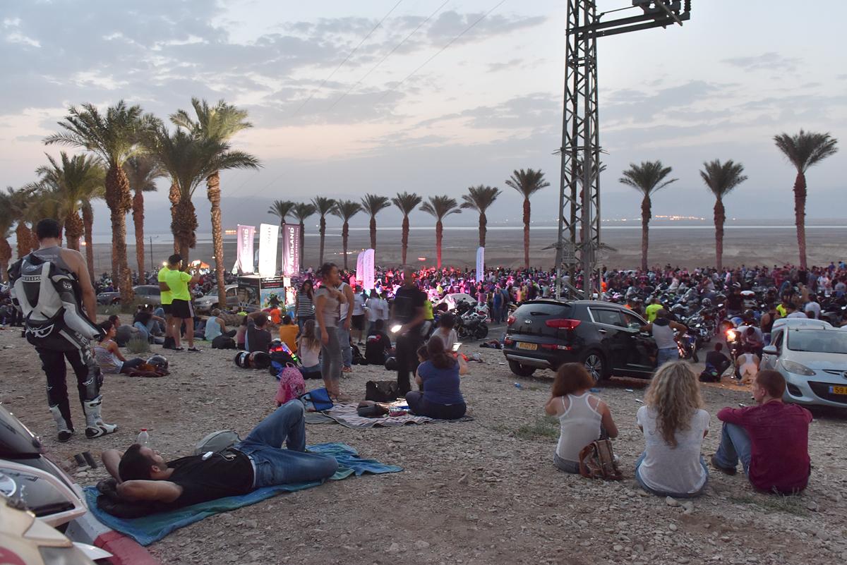 אירוע השיא של האופנוענות הישראלית