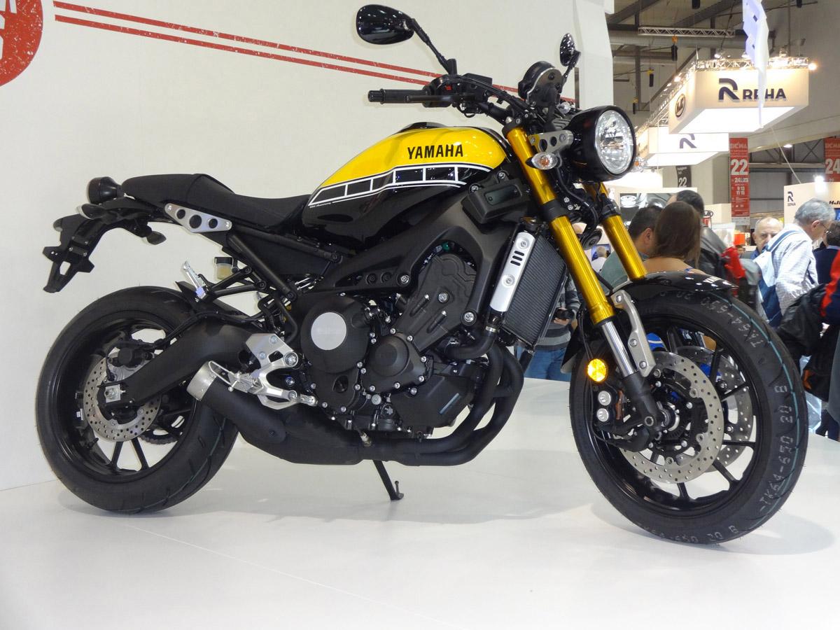 ימאהה XSR900