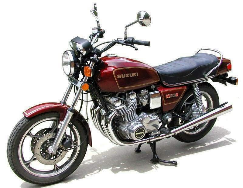 סוזוקי GS1000