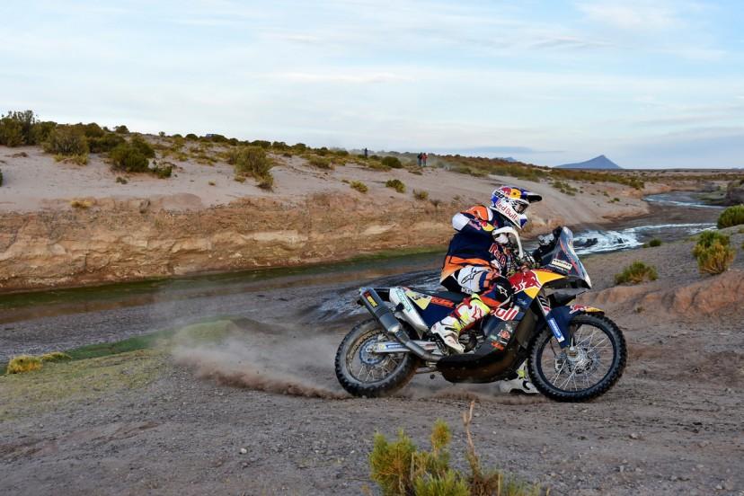 132575_Toby_Price_KTM_450_RALLY_Dakar_2016