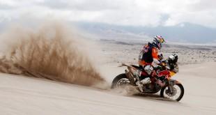 133142_Antoine Meo KTM 450 RALLY Dakar 2016