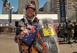 133219_Toby Price KTM 450 RALLY Podium Dakar 2016