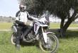 הונדה CRF1000L אפריקה טווין במבחן