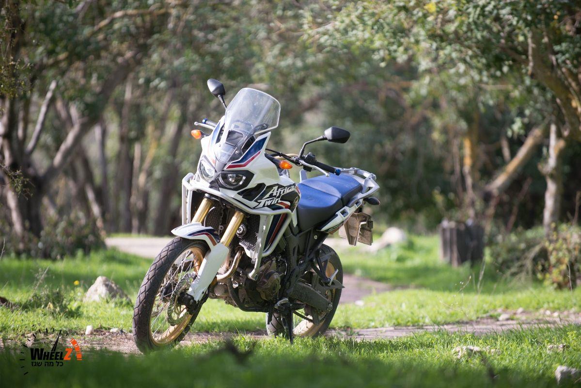 הונדה CRF1000L אפריקה טווין