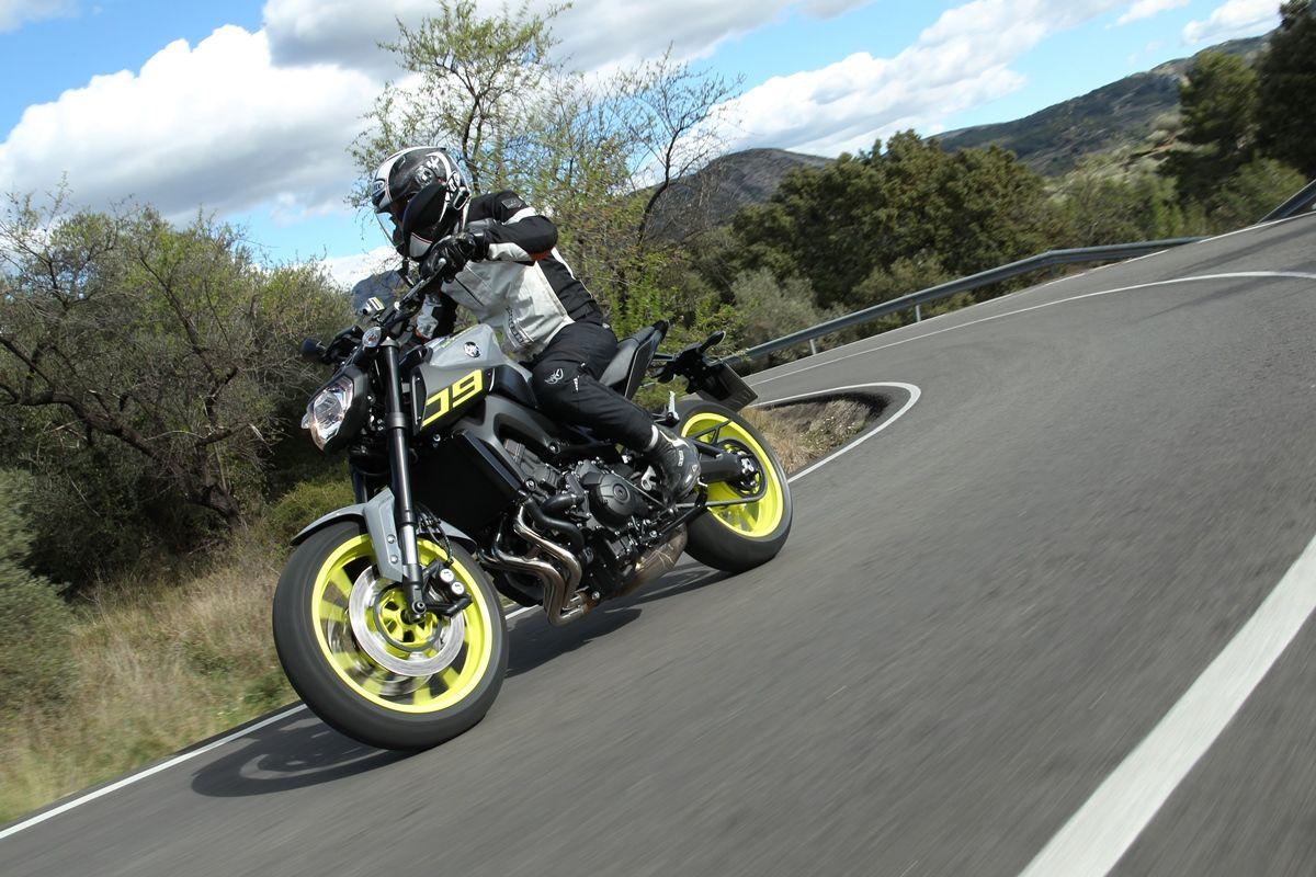 כיף של אופנוע!