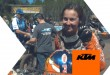 FMF KTM Factory Riders at the Wild Boar GNCC
