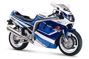 סוזוקי GSX-R1100 שנת 91