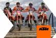 """KTM """"EXC""""ellent Enduro Team 2016"""