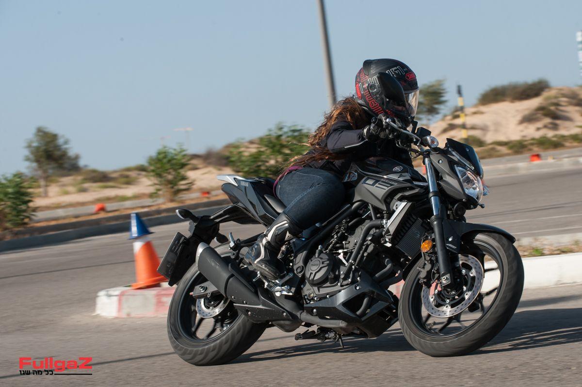 טירונות דו-גלגלית - כל אופנוען צריך את זה מדי פעם
