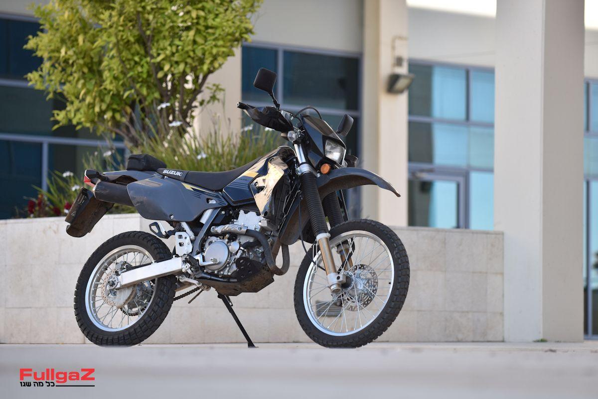סוזוקי DR-Z400S