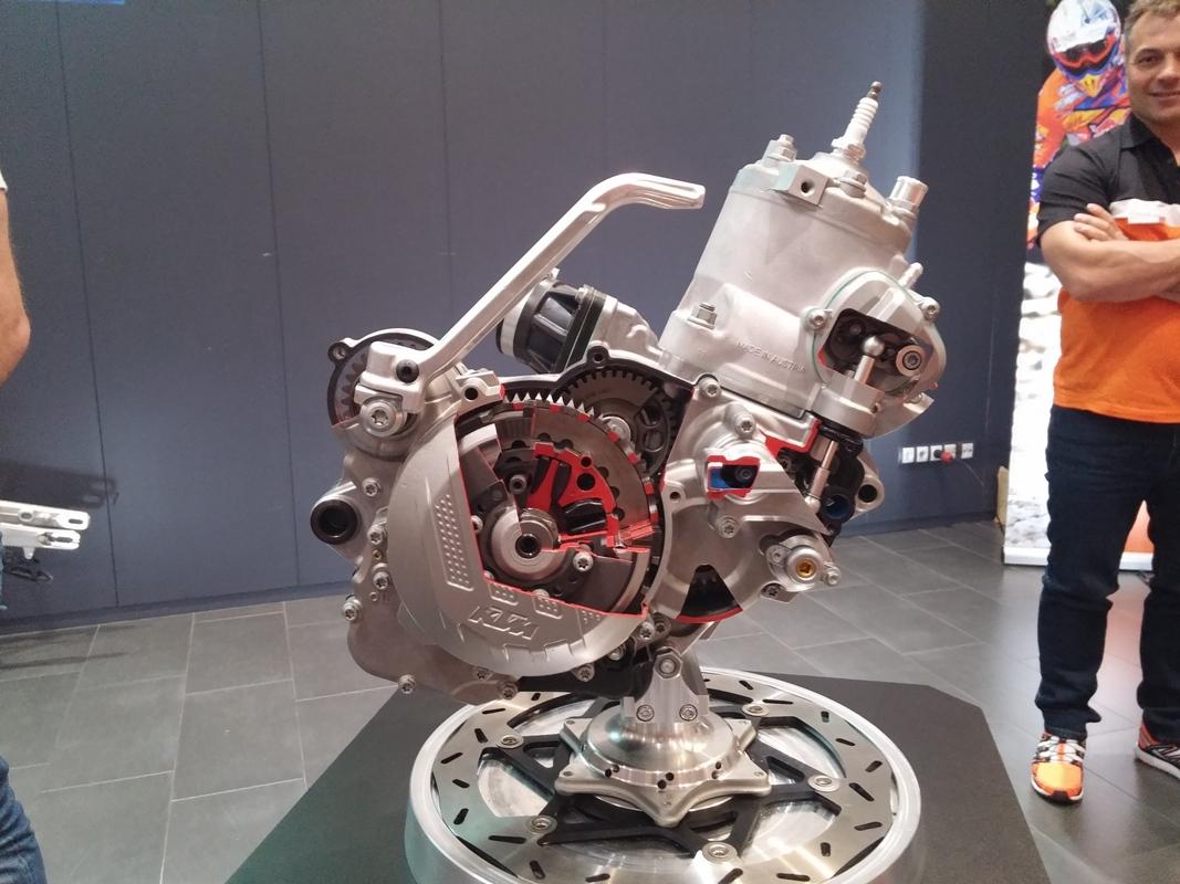 מנוע ה-250/300 - מוכן לקבל הזרקה בשנה הבאה