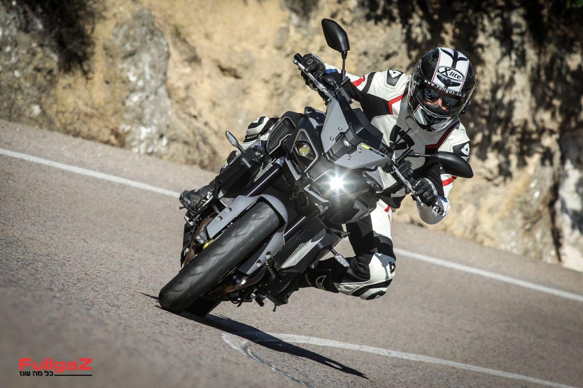 אופנוע שאנחנו רוצים אצלנו בחניה!