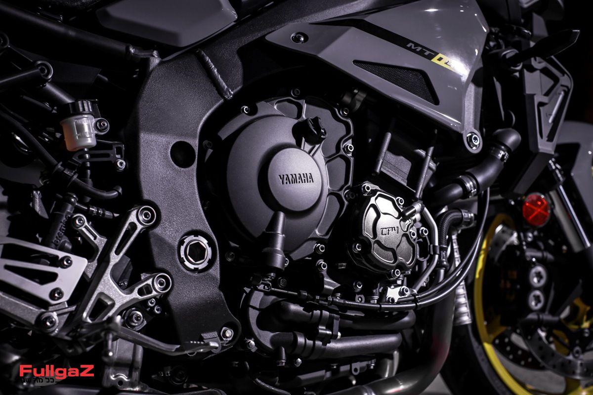 """מנוע של R1 עם 160 כ""""ס"""