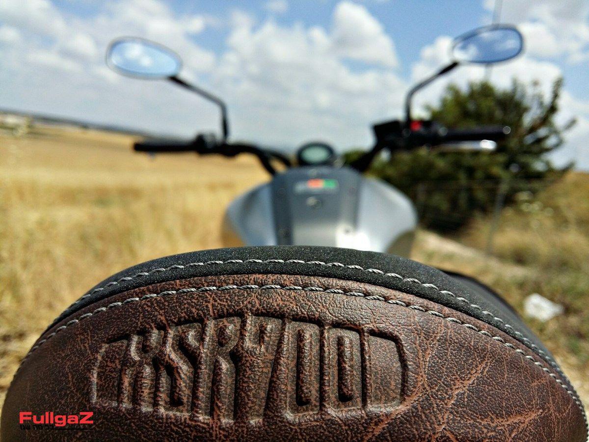 יום הרוכבת - הפעם עם ימאהה XSR700