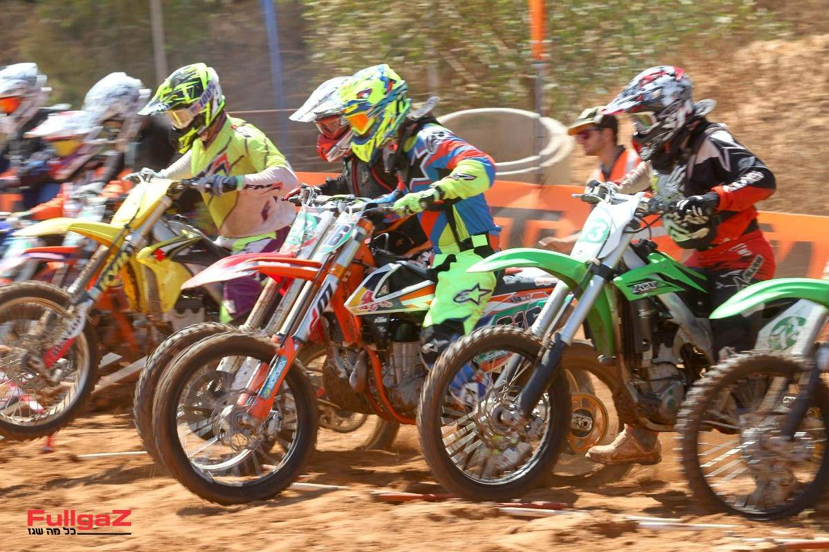 Motocros league 2016 Race 6