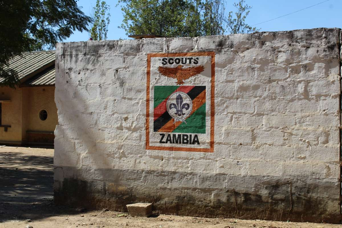 ברוכים הבאים לזמביה!