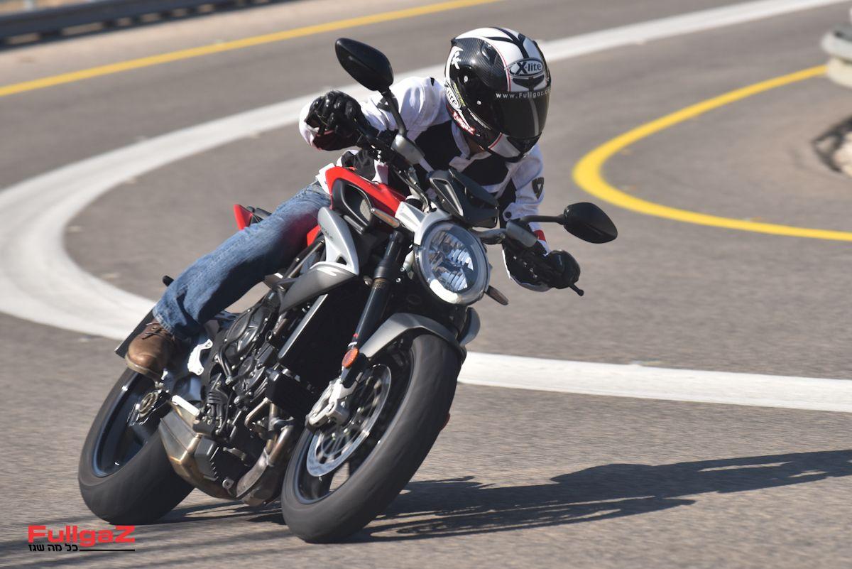 יצירה מפוארת של גדול מעצבי האופנועים - מאסימו טמבוריני