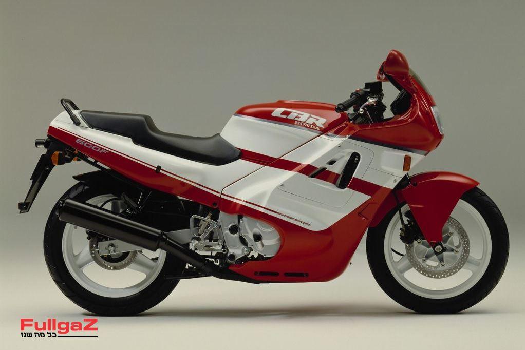 CBR600F 1987-2