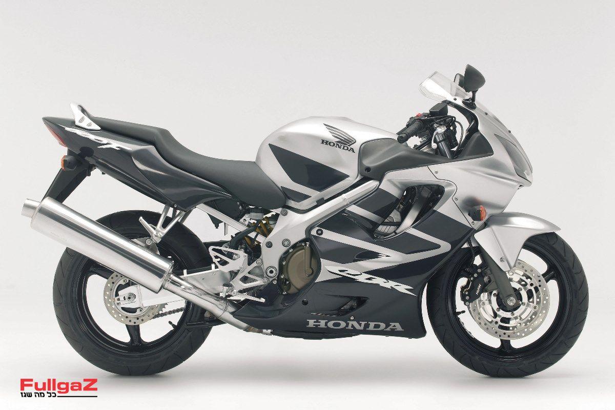 ה-CBR600F5 של 2005-2010 - אחרון ה-CBR600F
