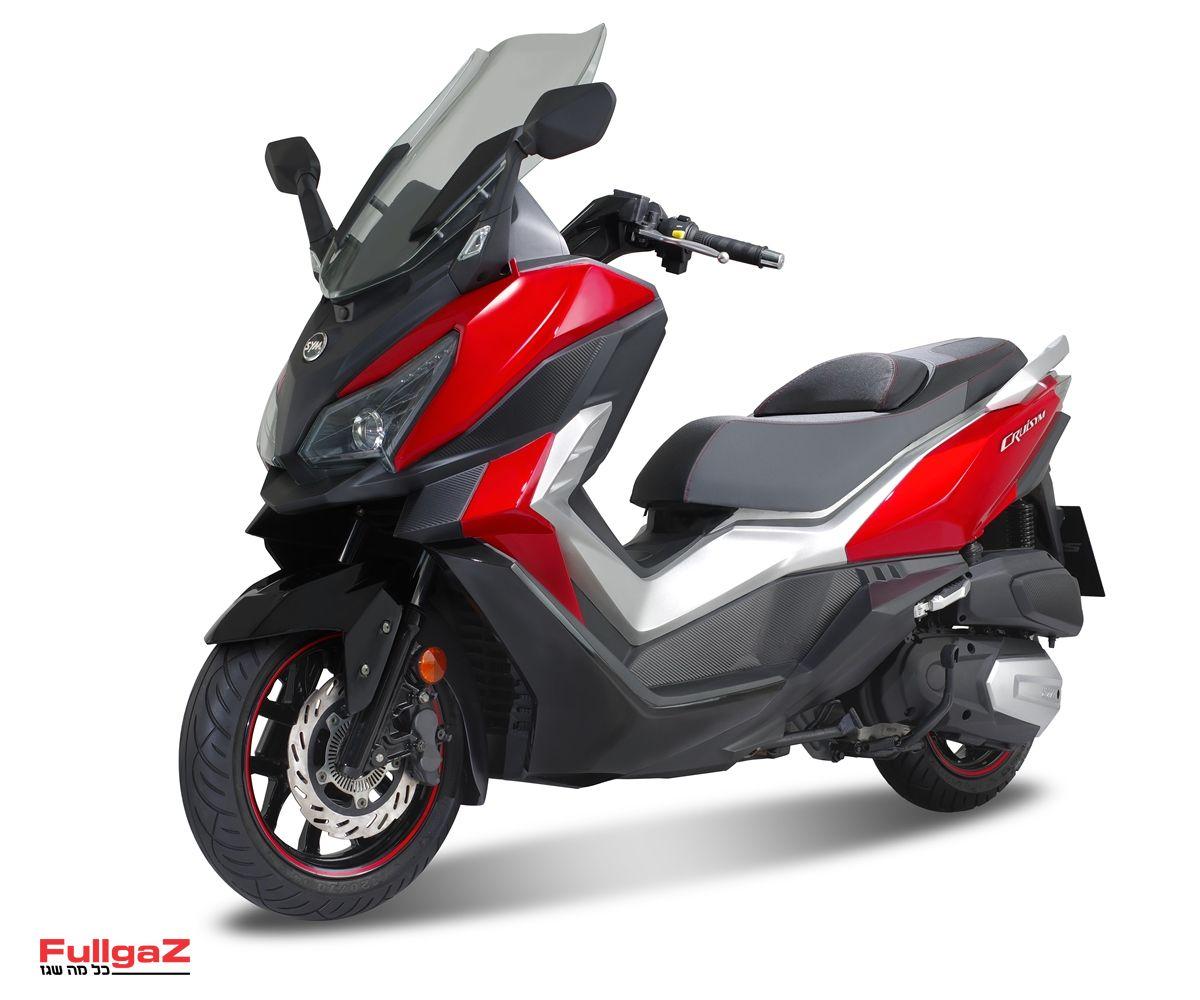 סאן-יאנג CRUiSYM דגם 2017