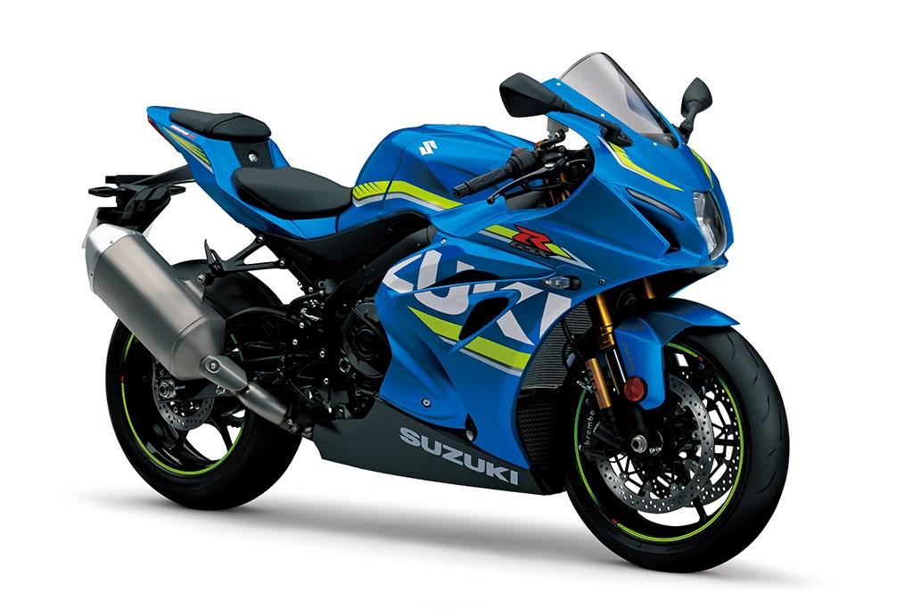 הגרסה הקרבית יותר - GSX-R1000R
