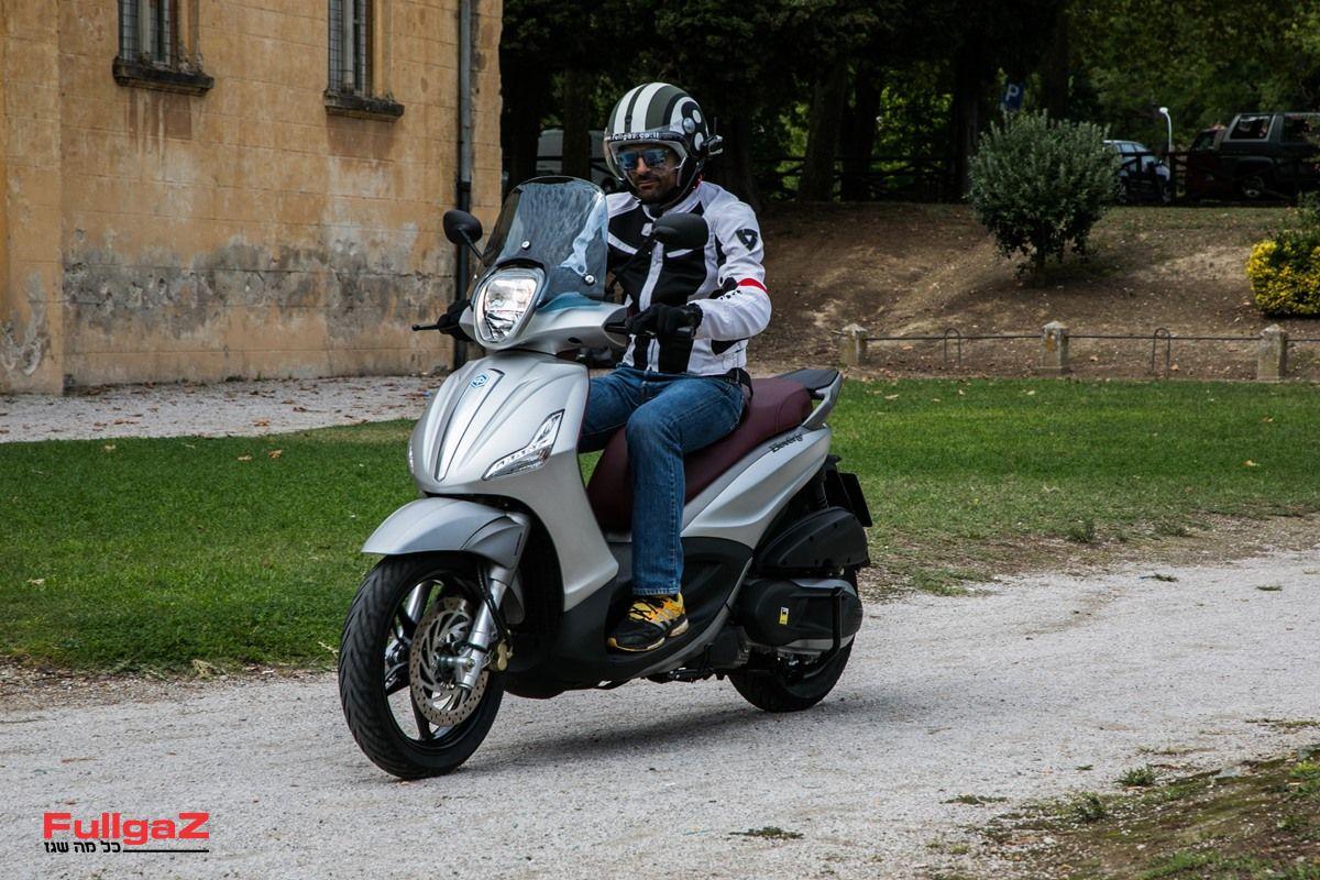 גלגלים גדולים - יתרון דינמי וכפועל יוצא בטיחותי