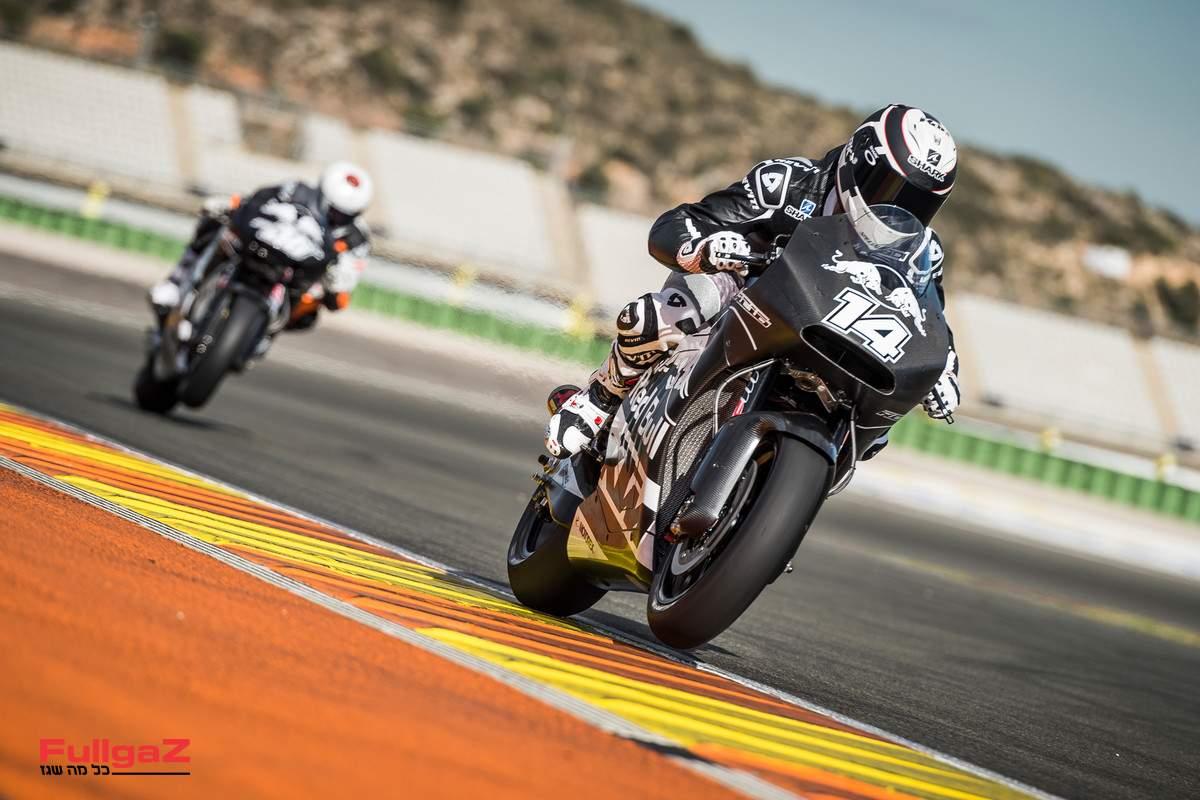 ק.ט.מ ב-MotoGP עם ה-RC16