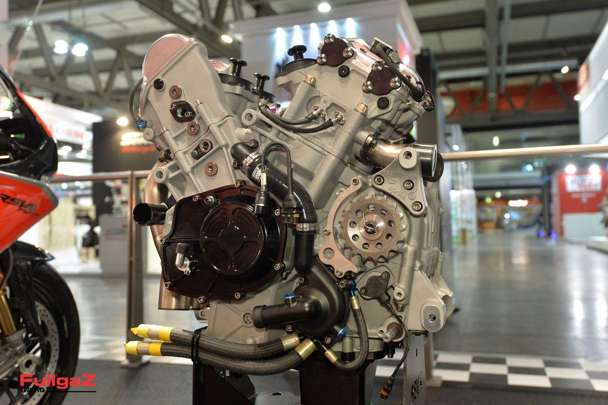 """מנוע הגרנד-פרי עם שבתומים פנאומטיים ויותר מ-250 כ""""ס - עכשיו לקהל הרחב"""
