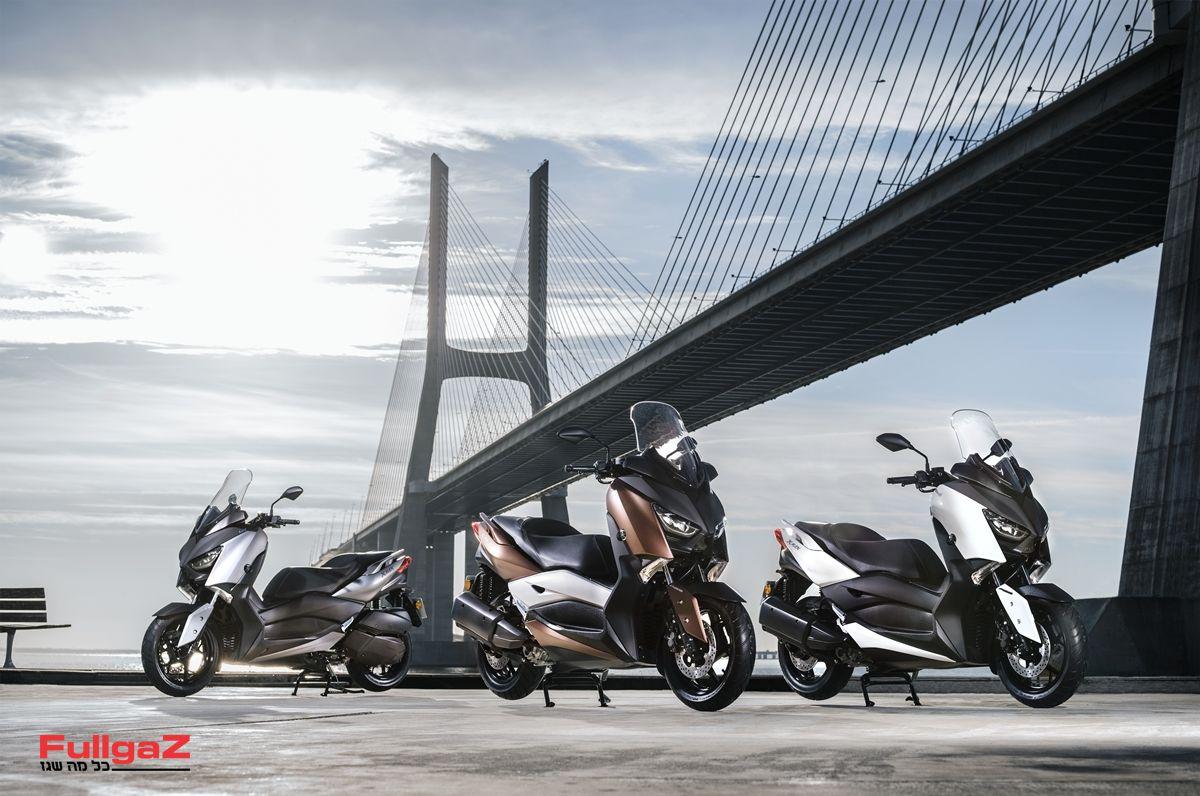 איקסמקס 300 חדש ל-2017