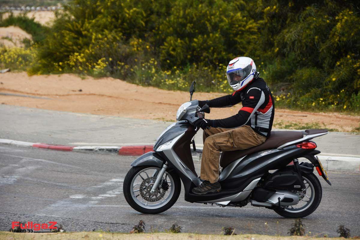 גלגלים גדולים - ספיגה ויציבות ברמה גבוהה