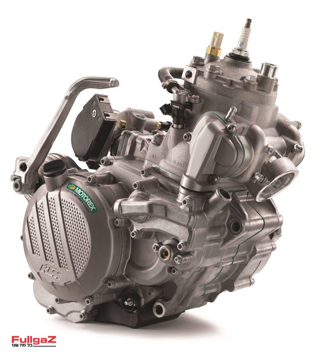 מנוע ה-250/300 החדש עם מערכת הזרקת הדלק של מיקוני