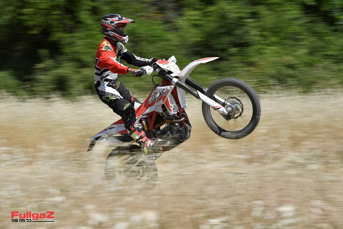 350RR - אופנוע אנדורו הובי משובח