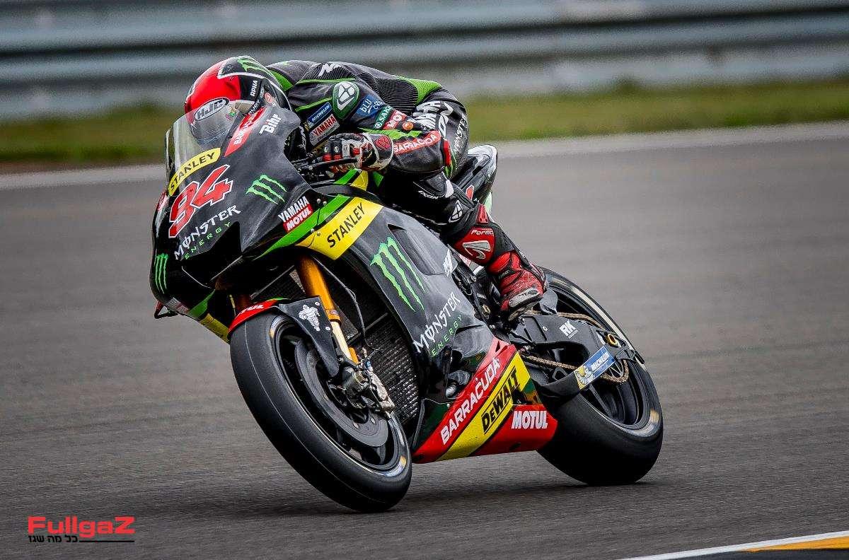 פולגר - פודיום ראשון ב-MotoGP לרוקי של טק-3