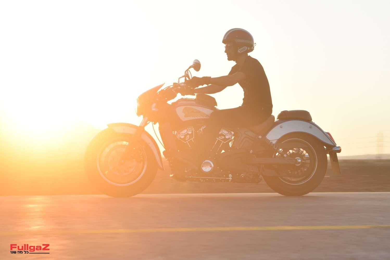 אופנוע רוח