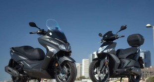 kymco x town and agility
