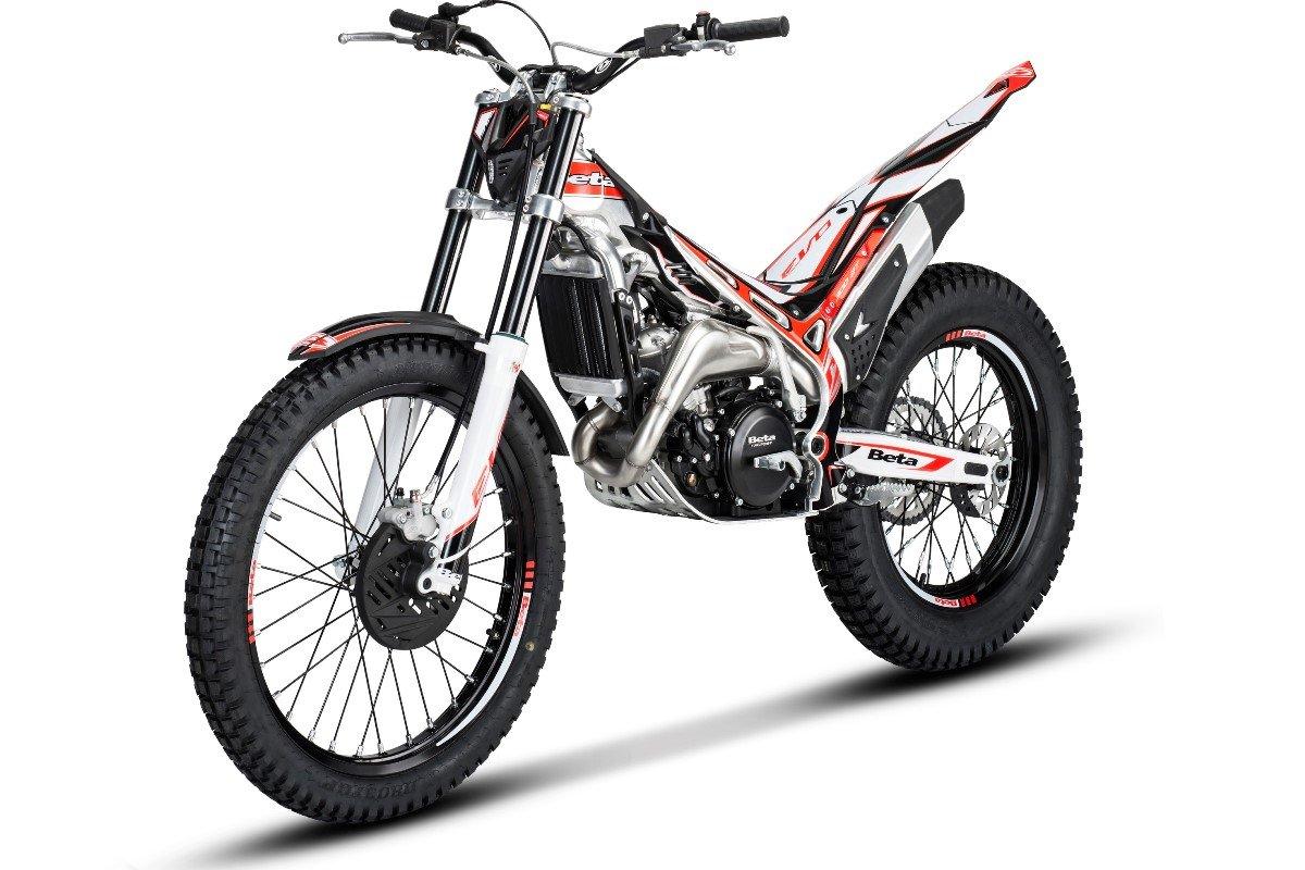אופנועי הטריאל של בטא מסדרת EVO 2T