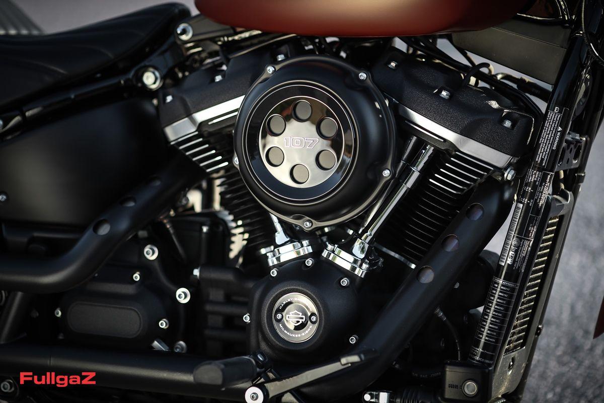 """מנוע חדש - מילווקי 8 - בנפח 107 אינצ'ים מעוקבים (1,750 סמ""""ק)"""