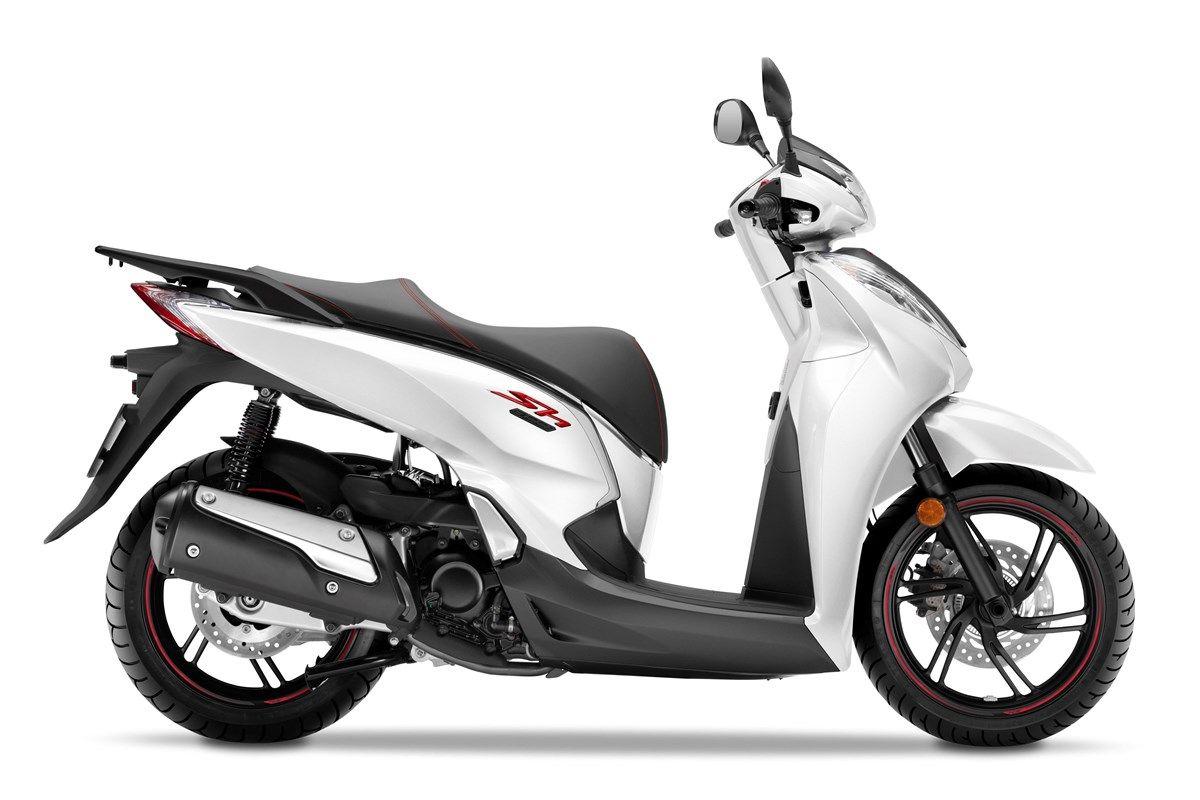 """הונדה SH300i - גלגלים גדולים של הונדה ב-35 אלף ש""""ח"""