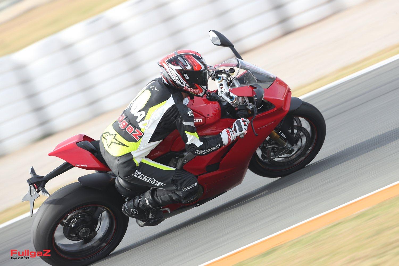 אלקטרוניקה היישר מה-MotoGP - בשירות הרוכב