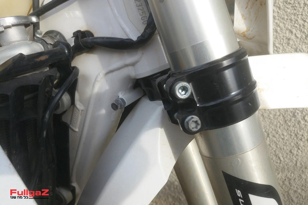 מחזה נפוץ באופנוע משומש...