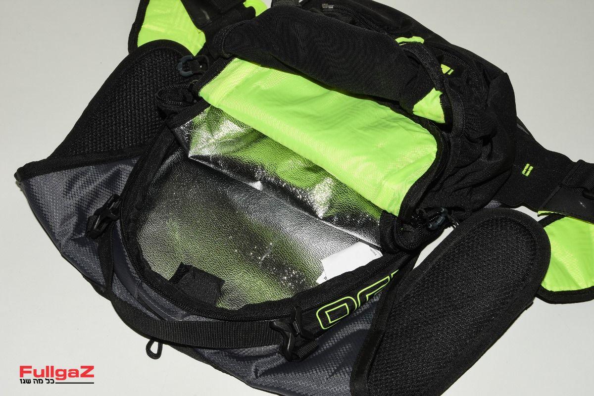 תא תרמי מבודד טמפרטורה לשקית השתייה