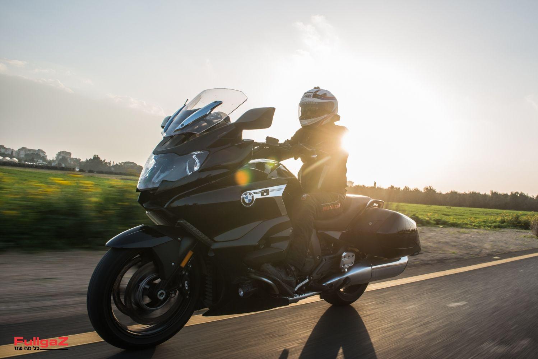 הבסיס הוא אחד מאופנועי התיור הטובים בעולם