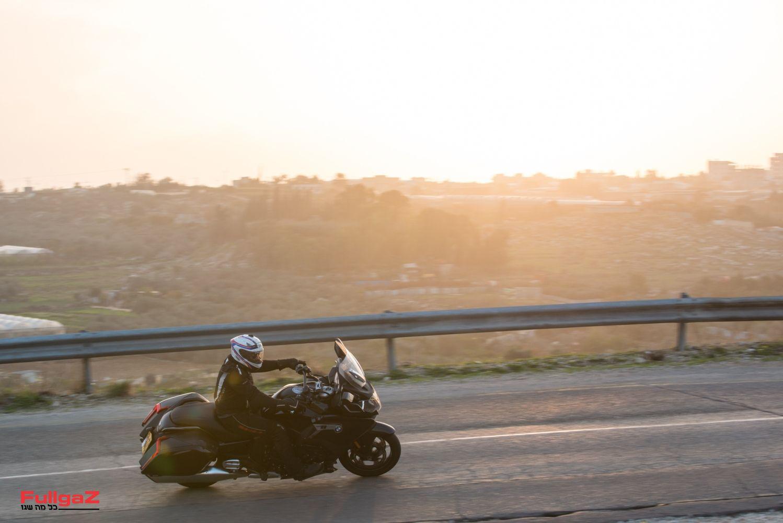 יום רכיבה מיוחד על אופנוע מיוחד