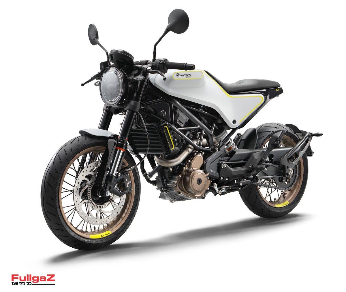 להפליא אופנועי A1 – כל מה שהשוק מציע - Fullgaz LF-94
