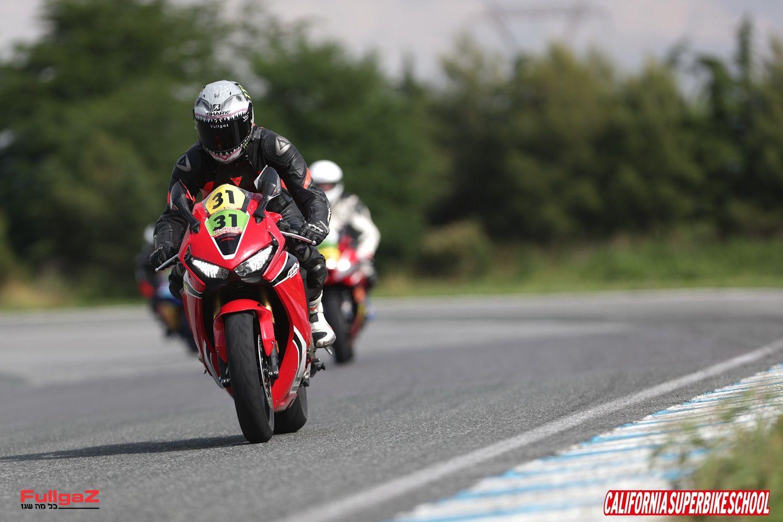 הלו, רוכבי MotoGP, הנה אני בא!